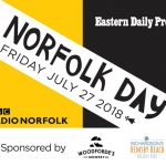 New Norfolk Day launches 27 July 2018